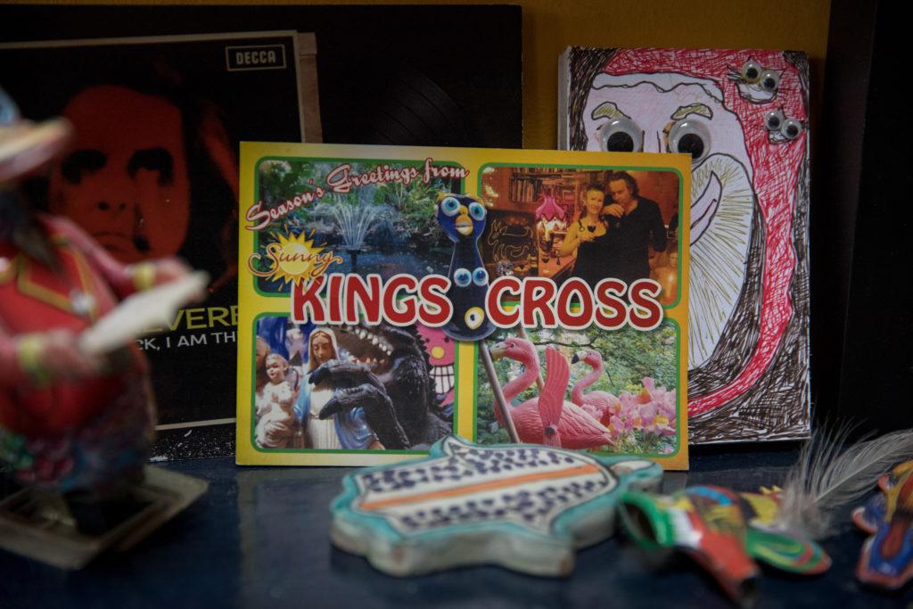 King's Cross Christmas card